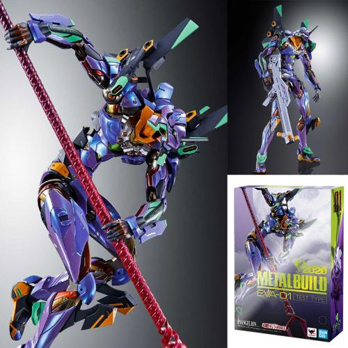 Bandai Metal Build Neon Genesis Evangelion Unit 01 Eva 01 [EVA2020]