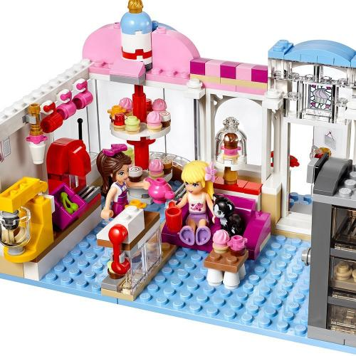LEGO 41119 Friends Heartlake Cupcake Cafe - Yasuee