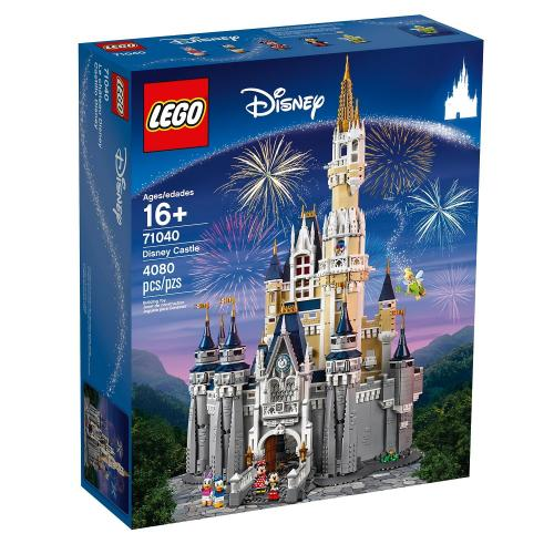 LEGO 71040 Disney The Disney Castle - Yasuee