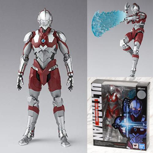 Bandai S.H.Figuarts Netflix Ultraman -the Animation- Action Figure