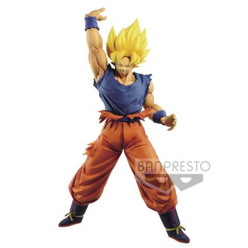 Bandai Dragon Ball Z MAXIMATIC THE SON GOKU IV