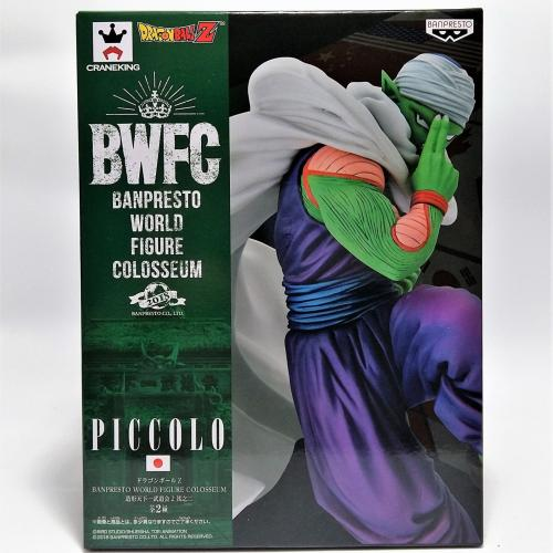 Banpresto Dragon Ball Z Super BWFC World Figure Colosseum Piccolo 18cm Figure - Yasuee