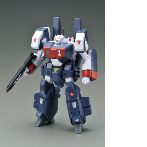 Arcadia The Super Dimension Fortress Macross 1/60 Complete Transformation VF-1J Armored Valkyrie Hikaru Ichijyou TYPE