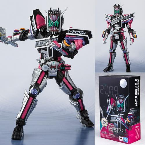 Bandai S.H.Figuarts Kamen Rider Zi-O Decade Armor Action Figure Japan Ltd SHF