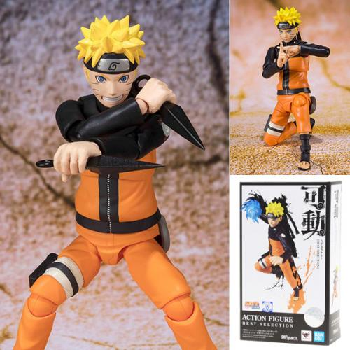 S.H.Figuarts Naruto Uzumaki [Best Selection]