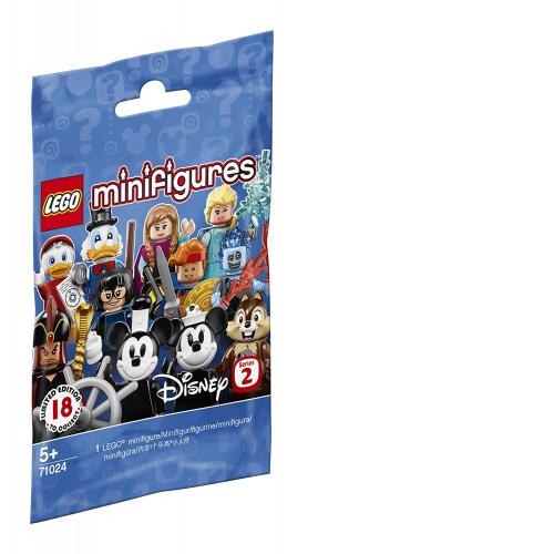 LEGO 71024 Disney Series 2 Sealed Box Case of 60 Minifigures - Yasuee