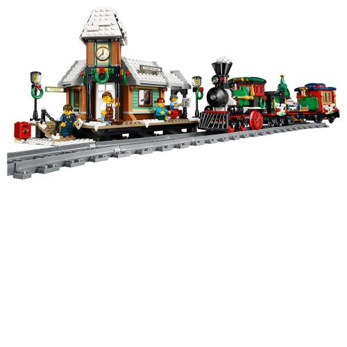 LEGO 10259 Creator Seasonal Winter Village Station