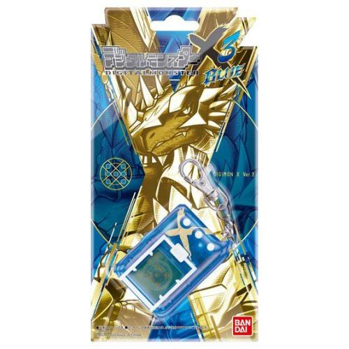 [Pre-Order] Bandai Digital Monster X Ver.3 Digimon Digivice Blue Premium Japan Limited