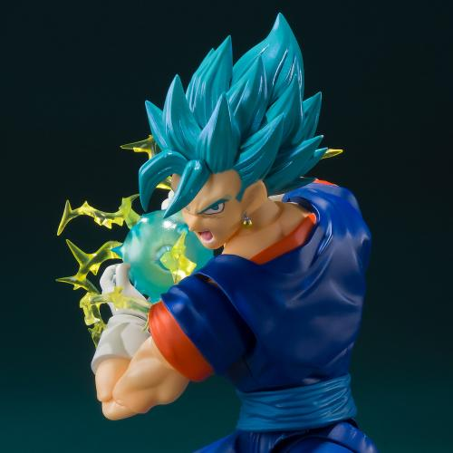 Bandai S.H.Figuarts Dragon Ball Super Saiyan God Super Saiyan Vegito -Super-