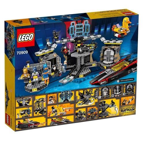 LEGO 70909 The Batman Movie Batcave Break-in - Yasuee