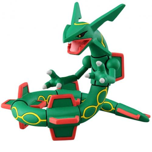 Takara Tomy Monster Collection Moncolle ML-05 Rayquaza Figure - Yasuee
