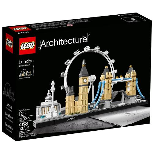 LEGO 21034 Architecture London