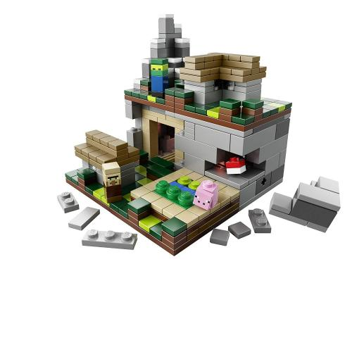 LEGO 21105 Minecraft Micro World The Village - Yasuee