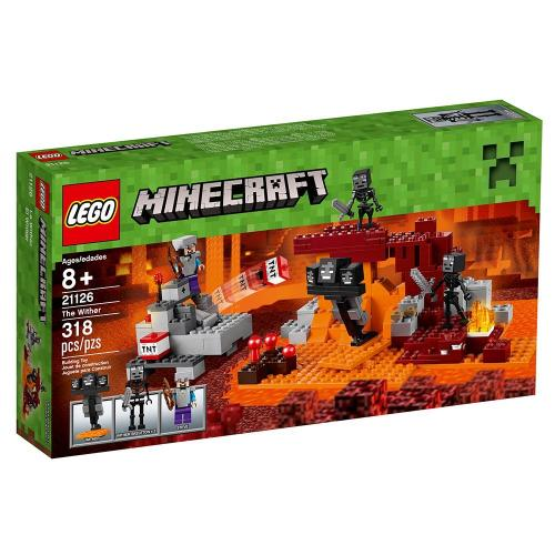 LEGO 21126 Minecraft The Wither - Yasuee