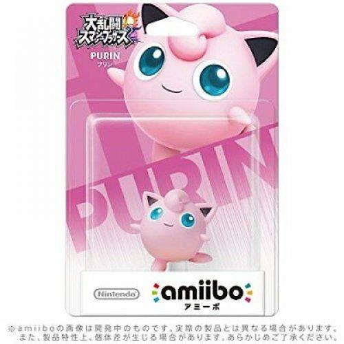 Limited offer Nintendo Amiibo Jigglypuff Super Smash Brothers Switch Wii Pokemon