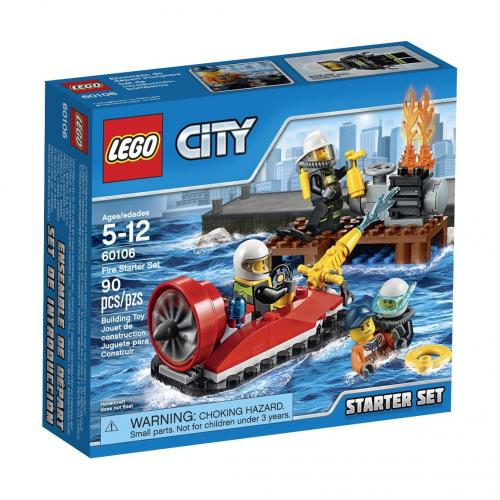 LEGO 60106 City Fire Starter Set