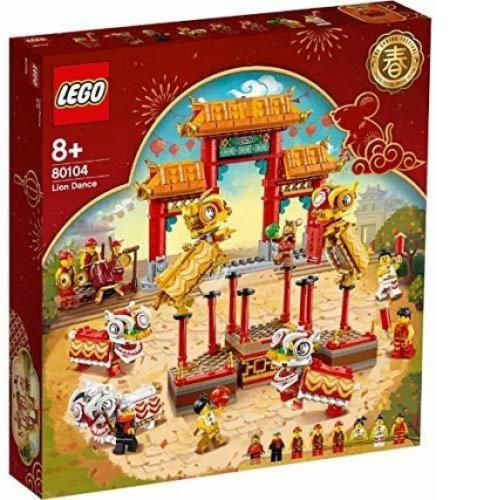 LEGO 80104 Chinese New Year Set 2020 Latest - Yasuee