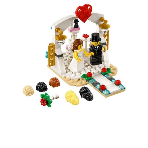 LEGO 40197 Wedding Favor Set 2018 - Yasuee