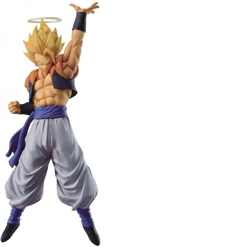 Banpresto Dragon Ball Super DragonBall Legends Collab Super Saiyan Gogeta Figure - Yasuee