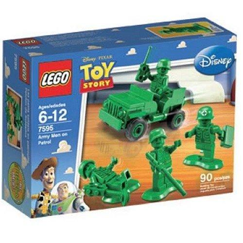 LEGO 7595 Toy Story Army Men on Patrol - Yasuee