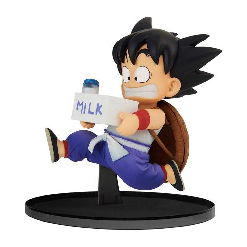 Banpresto Dragon Ball BWFC World Figure Colosseum 2 Boyhood Son Goku Figure - Yasuee