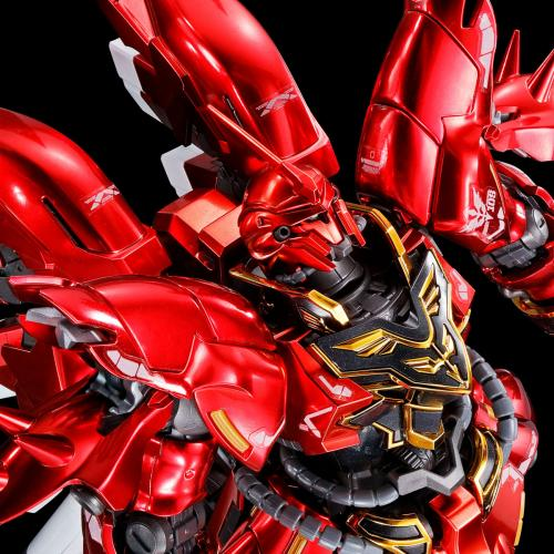 Bandai RG 1/144 Real Grade Sinanju [Special Coating] Plastic Model Kit