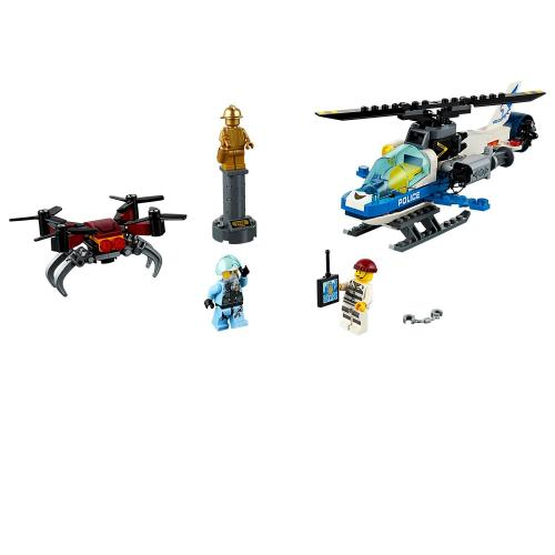 LEGO 60207 City Drone Chase