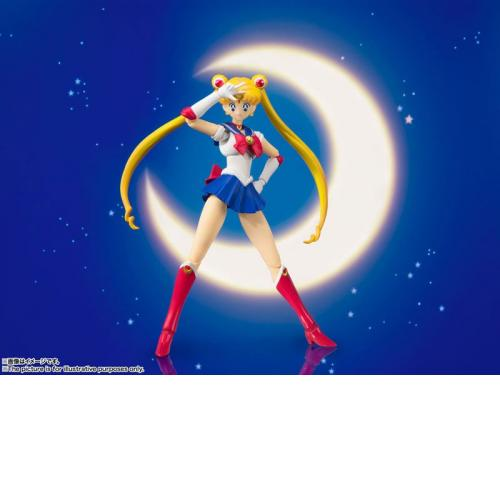 "Bandai S.H.Figuarts Sailor Moon -Animation Color Edition- ""Sailor Moon"""