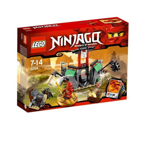 LEGO 2254 Ninjago Mountain Shrine - Yasuee