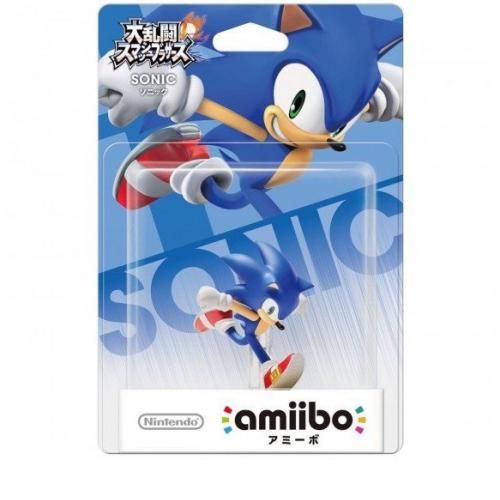Limited offer Nintendo Amiibo Sonic Super Smash Brothers Switch Wii U force