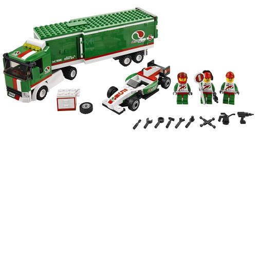 LEGO 60025 City Grand Prix Truck
