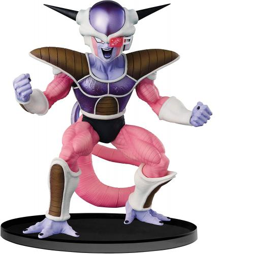Banpresto Dragon Ball Z Super BWFC World Figure Colosseum Freeza 16cm Figure - Yasuee