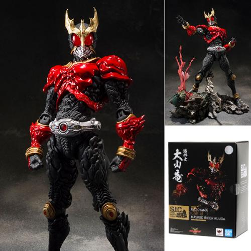Bandai S.I.C. Masked Kamen Rider Kuuga Mighty Form Action Figure