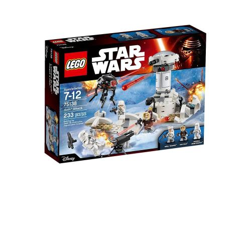 LEGO 75138 Star Wars Hoth Attack - Yasuee