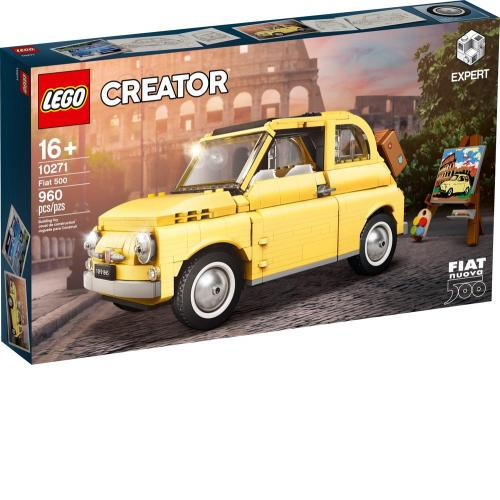 LEGO Creator Series 10271 Fiat 500 Exclusive 2020