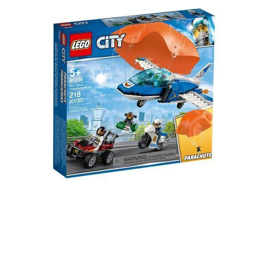 LEGO 60208 City Parachute Arrest