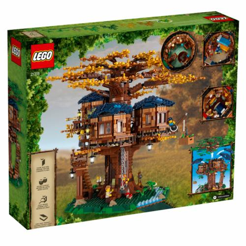 LEGO 21318 Ideas Tree House - Yasuee