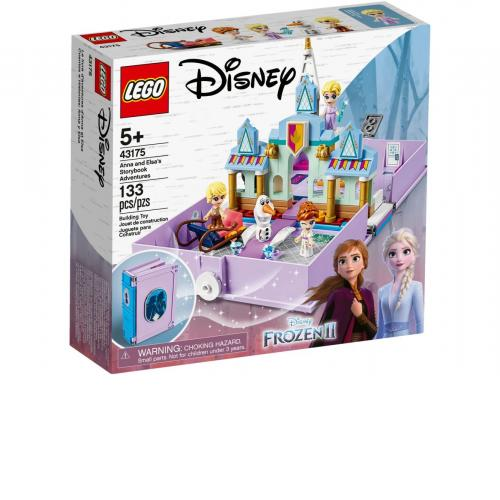 LEGO 43175 Disney Frozen Storybook Adventures - Yasuee