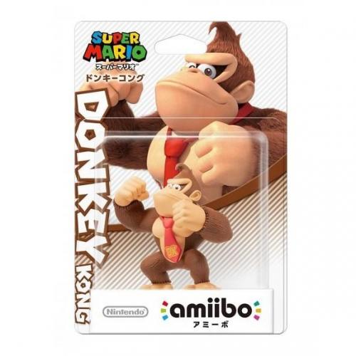[Limited offer] Nintendo Amiibo Donkey Kong Super Mario Switch figure - Yasuee