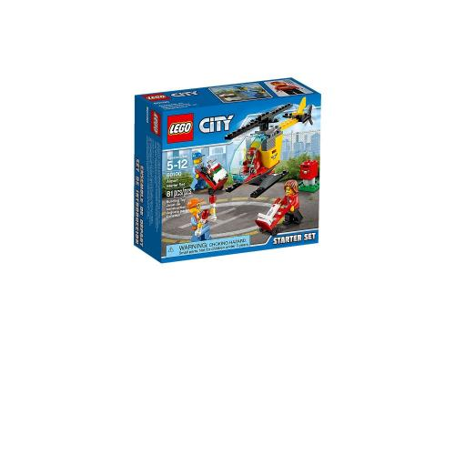 LEGO 60100 City Airport Starter Set - Yasuee