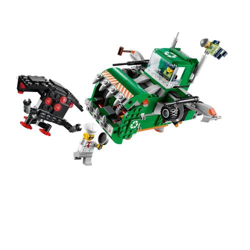 LEGO 70805 The LEGO Movie Trash Chomper - Yasuee