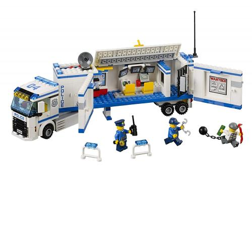LEGO 60044 City Police Mobile Police Unit