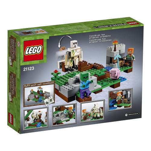 LEGO 21123 Minecraft The Iron Golem - Yasuee