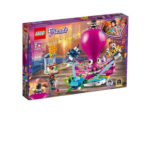 LEGO 41373 Friends Funny Octopus Ride - Yasuee