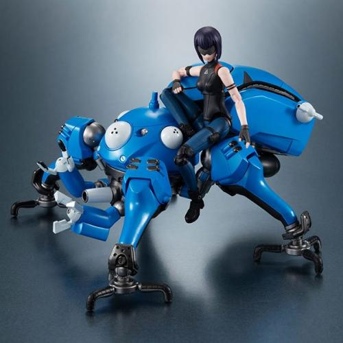 Megahouse Variable Action Hi Spec Ghost In The Shell Sac 2045 Tachiko Yasuee