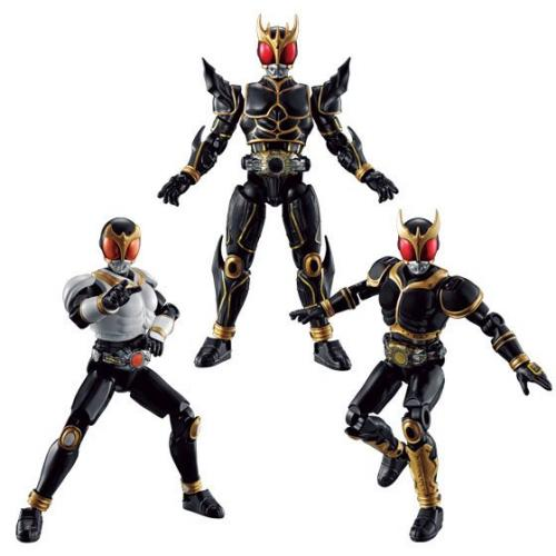 Bandai SO-DO CHRONICLE Kamen Rider Kuuga 2