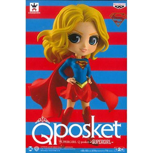 Craneking Q posket qposket DC Comic Series - Supergirl (B Color)