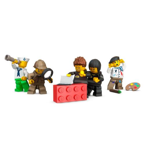 LEGO 70813 The LEGO Movie Rescue Reinforcements - Yasuee