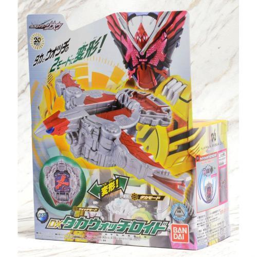 Bandai Kamen Rider Zi-O DX Taka Watch Roid Henshin Dress-up Toy