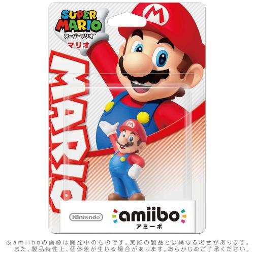 [Limited offer] Brand NEW Nintendo Amiibo Mario Super Mario Series Wii U Switch